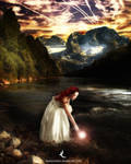 The river of God by thiagocruzz