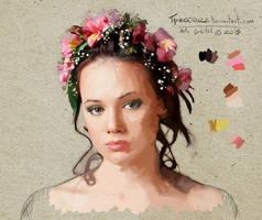 Painting by thiagocruzz