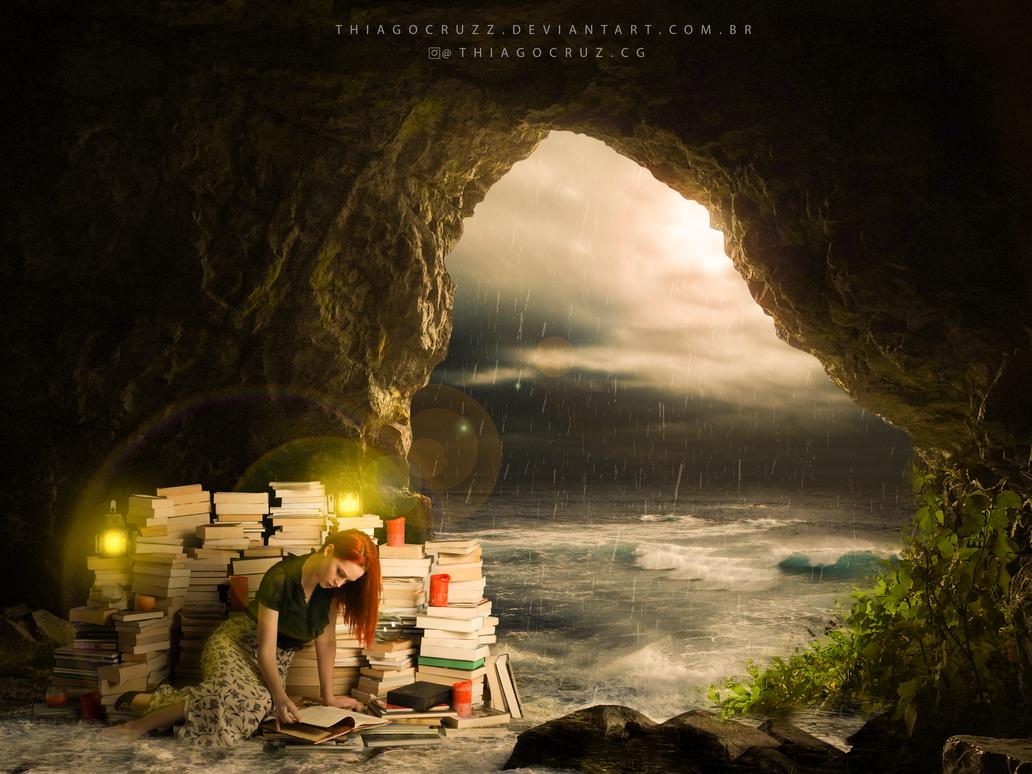 Cave by thiagocruzz