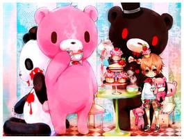 Gloomy Tea Party by ProdigyBombay