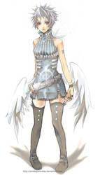 Virtual Angel by ProdigyBombay