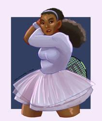 Serena by VanillaSwimmer