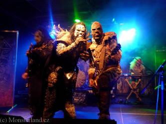Lordi live in Prague 2013 by anushkacz