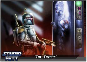 The Trophy by Studio-Fett