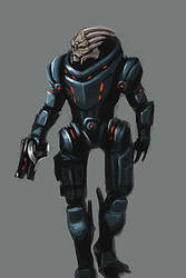 Mass Effect By Fonteart On Deviantart