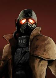 NCR Veteran  Ranger by FonteArt