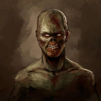 Zombie Skecth by FonteArt