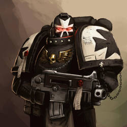 Black Templar by FonteArt