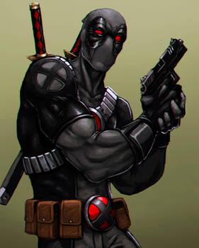 Uncanny x-men: Deadpool by FonteArt