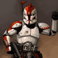 Clone Trooper by FonteArt