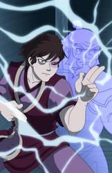 ATLA: Don't Let it Reach Your Heart by neo-dragon
