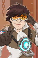 Overwatch-Tracer by neo-dragon