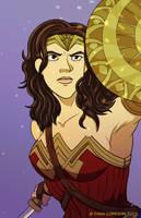 Wonder Woman by neo-dragon