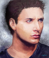 Jensen Ackles by GuppeeBlue