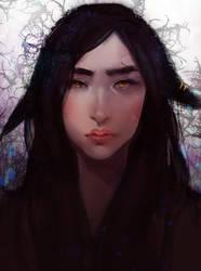 portrait by GuppeeBlue