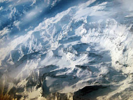 The Alps by superflyninja