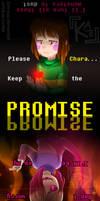 My Promise | Glitchtale by Jam-Kaz