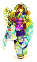 Chihiro by hoyhoykung