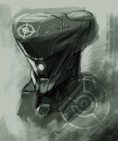 Forerunner sketch by Rythye