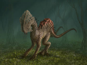 Fungal Hound by Eclectixx