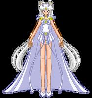 Sailor Cosmos by Sirena-Voyager