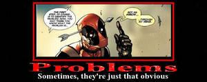 Deadpool demotivation poster by ICninjas