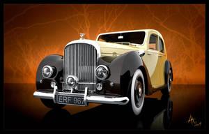 Bentley Orange by drewbrand
