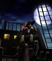 Impending Mutiny by drewbrand