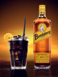Liquor Rainbow Series: Bundaberg by drewbrand