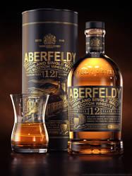09 - Aberfeldy by drewbrand