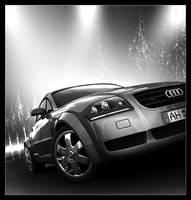 Audi TT Fountain by drewbrand