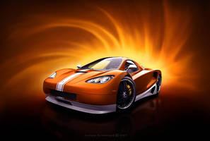 Hildebrand A02 Orange by drewbrand