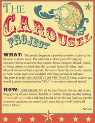 The Carousel Project by Naryu