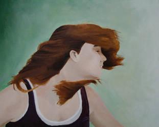 Hair Flippy by pinkiesheepie