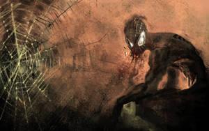 Spider man by SHadoW-Net