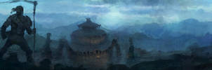Landscape speedy by SHadoW-Net