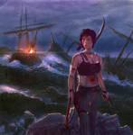 Lara Croft by SHadoW-Net