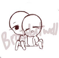 YCH chibi couple set price(closed) by Brabbitwdl