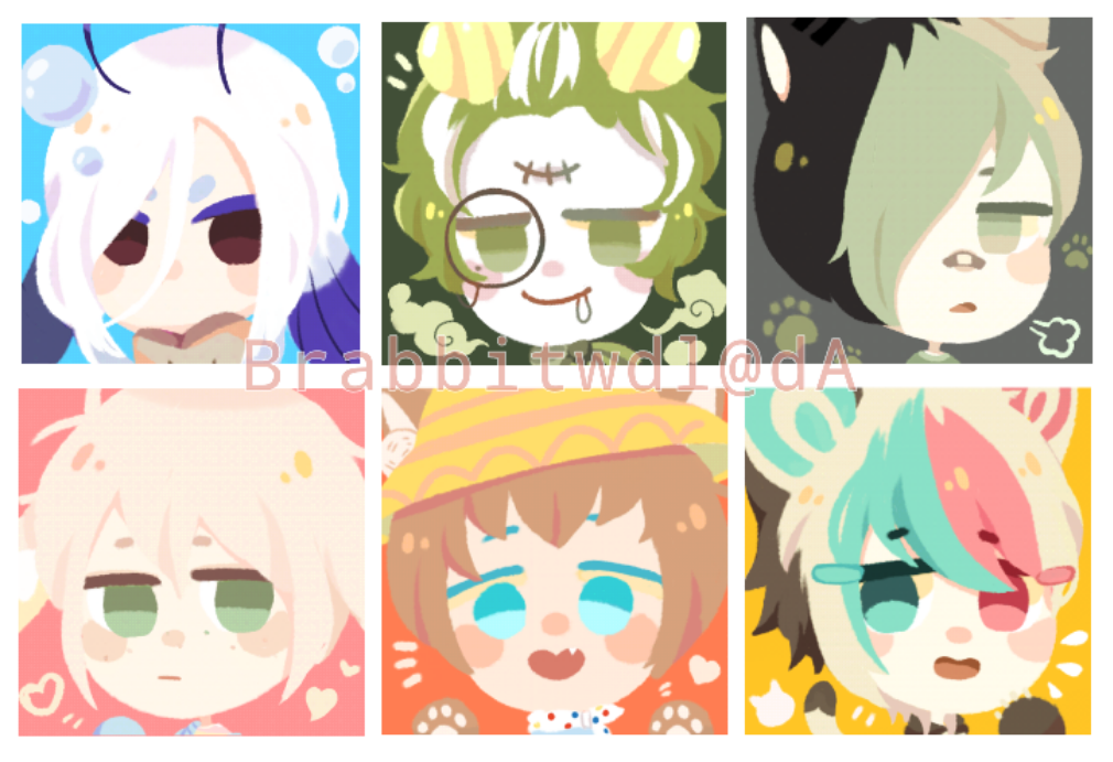 [r]lineless icons~ by Brabbitwdl