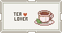 [F2U] Tea Lover Stamp by Risyoka