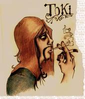 Smokin' TOKI by InkyRatcHet