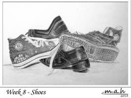 Week 8 - Shoes by S-M-A-H