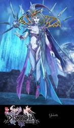 Dissidia NT: Shiva by xCrofty