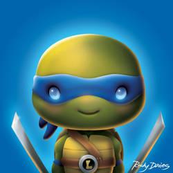 Kid Hero - Leo by RockyDavies