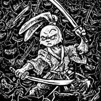 Usagi Yojimbo the Rabbit Ronin by RockyDavies
