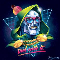 Dr.Doom - DealWithIt by RockyDavies