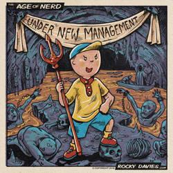 New Management by RockyDavies