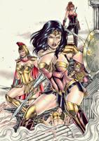 Wonder Woman by Medsonlima