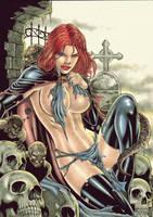 Goblin Queen by Medsonlima