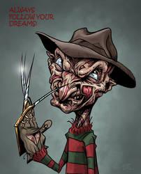 Freddy toon 2 by reebkram